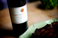 Cab Franc 2009 Steak Sauce