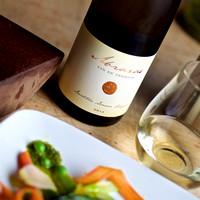 Wines - Abraxas 2014 - Hot Dogs and pickled Veggies
